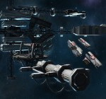 Mehr Space Battle Core…