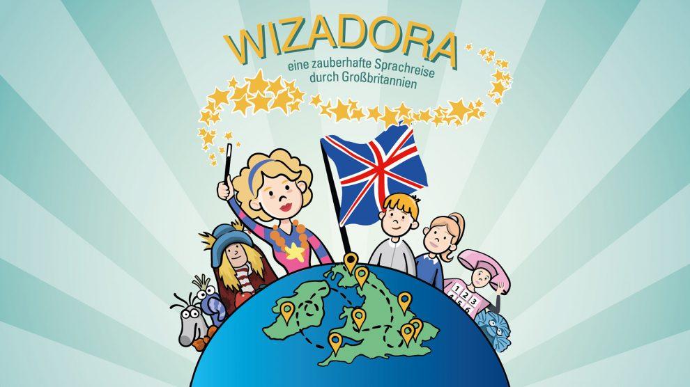 """Neues Lernspiel """"Wizadora"""" für Planet Schule"""