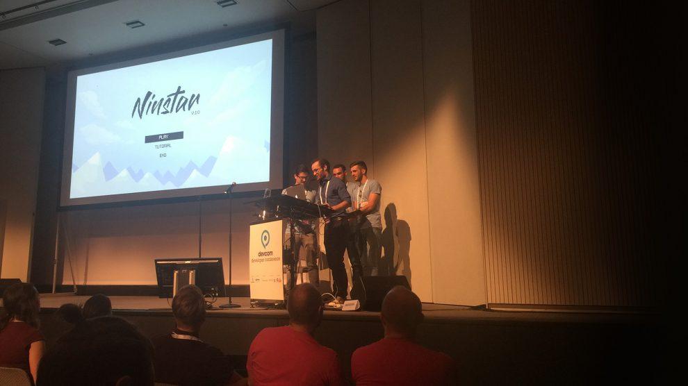 """Zweiter Platz für """"Ninstar"""" bei den devcom Indie Awards"""